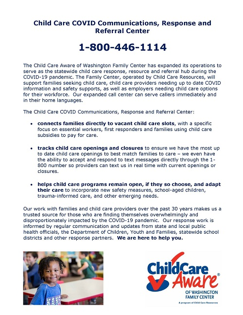 Letter Of Recommendation For Daycare Worker from www.childcare.org